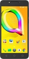 Alcatel A5 LED 5085D silber