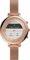 Fossil Monroe HR mit Milanaise-Armband rosegold (FTW7039)