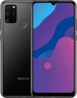 Honor 9A midnight black