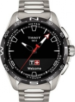 Tissot T-Touch Connect Solar silber mit Gliederarmband silber (T121.420.44.051.00)